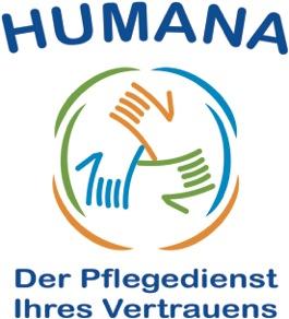 Logo Humana Pflegedienst