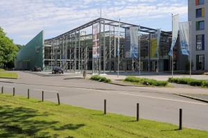 RuhrCongress Bochum. Foto: Stadt Bochum, Presse- und Informationsamt