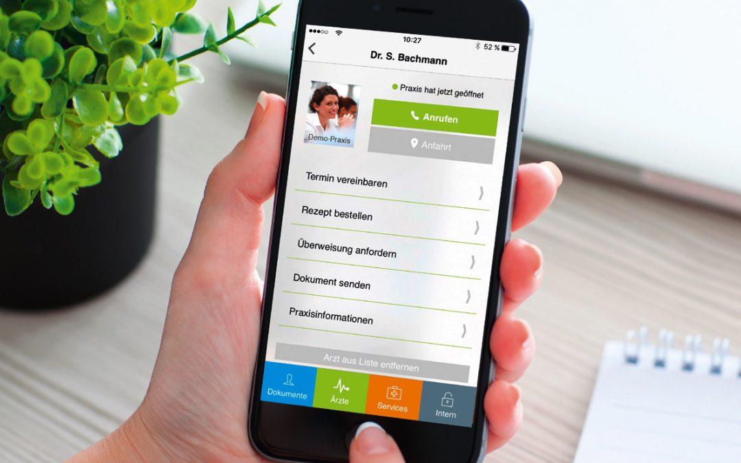 App zum Doc – Digitalisierung im Gesundheitswesen