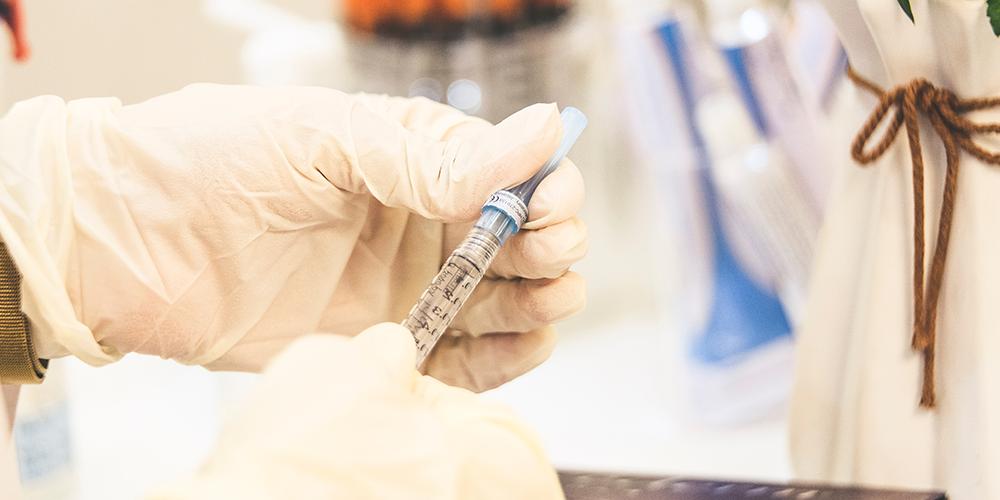 Herz-Patienten: Zwei entscheidende Gründe für die Grippeschutz-Impfung