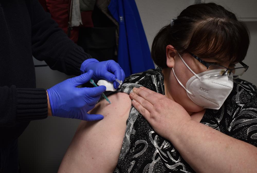 Erste COVID-19 Impfungen bei der FundK Bochum