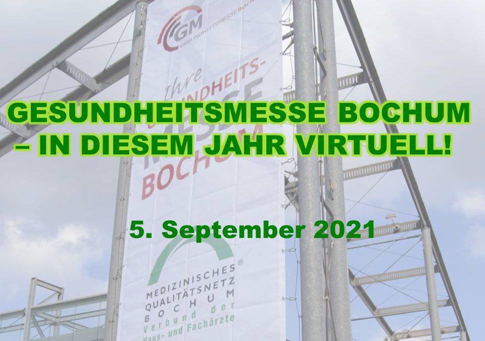 Gesundheitsmesse Bochum digital: Vielfältige Möglichkeiten für Aussteller