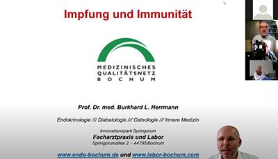 Gesundheitsseminar: Corona – Impfung und Immunität | 21.04.2021