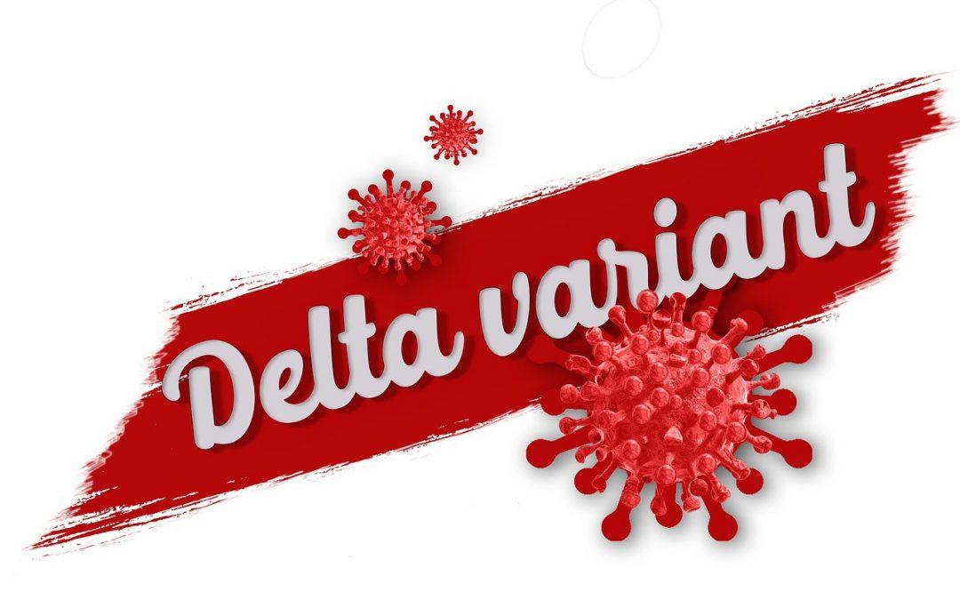 Deltavariante: Ausbreitung und Sterblichkeit