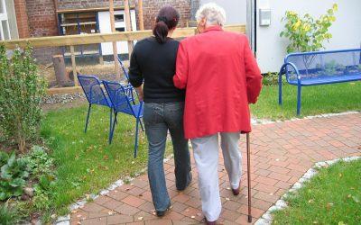 "22. September 2021: Online-Gesundheitsseminar ""Pflegeselbsthilfe"""
