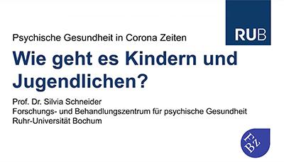 Online-Gesundheitsseminar: Familien unter Druck – Eltern und Kinder in der Coronazeit | 15.09.2021